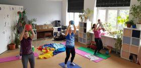 Cvičení (nejen) pro maminky - 2