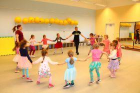 Taneční školička Píďalky 2 - 1