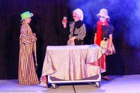 Cirkus LeGrando - úterý - Cirkusové dovednosti - 1