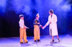 Cirkus LeGrando - čtvrtek - pokročilí - Cirkusové dovednosti - 1