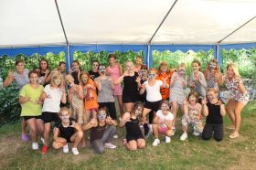 Účastníci táboru
