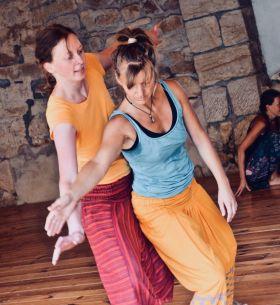 Vědomý tanec