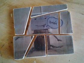 fotopuzzle - Ilustrační foto, Účastníci budou fotit vlastní foto.