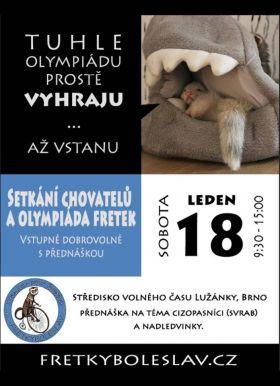 Fretčí Olympiáda - foto