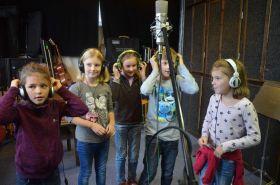 Nahrávací studio - 2