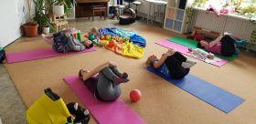 Cvičení (nejen) pro maminky - 1