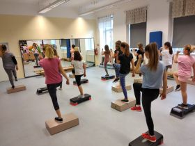 Fitness dance 1 - 2