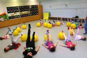 Taneční školička Píďalky 1 - 2