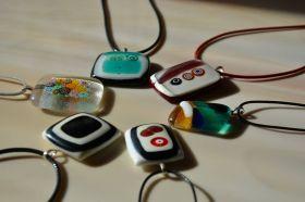 Šperky z muránského skla