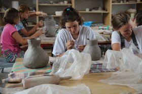 Páteční keramika - 2