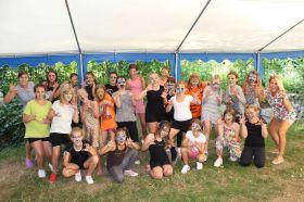 Účastníci tábora :)