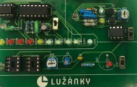 Elektronika - pokročilý - 1