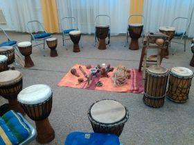 Africké bubny