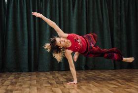 Tělo v tanci