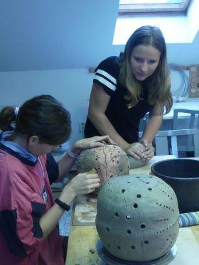 Velká keramika - 2