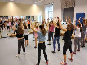 Fitness dance 1 - 3