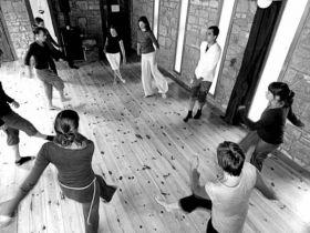 Vědomý tanec kurz