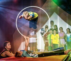 Cirkus LeGrando - začátečníci - Středa  - 1