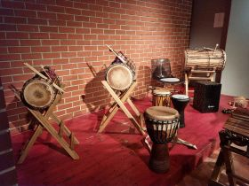 Domoškola bubny a rytmy - 2