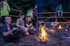 fotka z tábora 2020