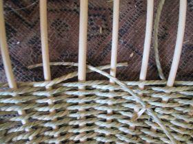 Košík - mořská tráva