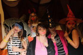 Hallowen párty